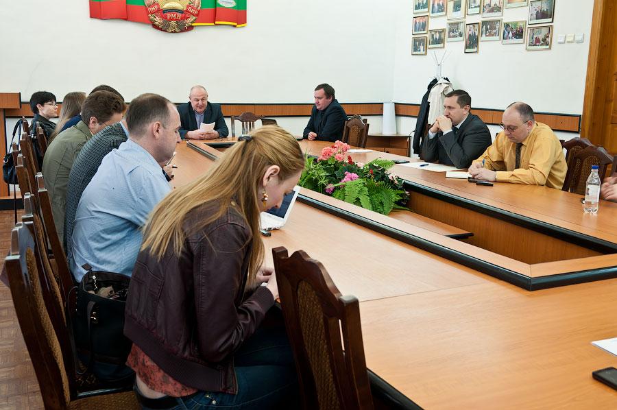 Заседание экспертного клуба интернет-сообщества Приднестровья (2)