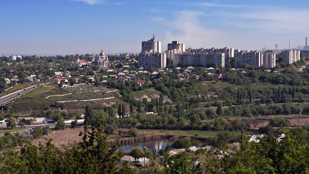 город Рыбница, Приднестровье (1)