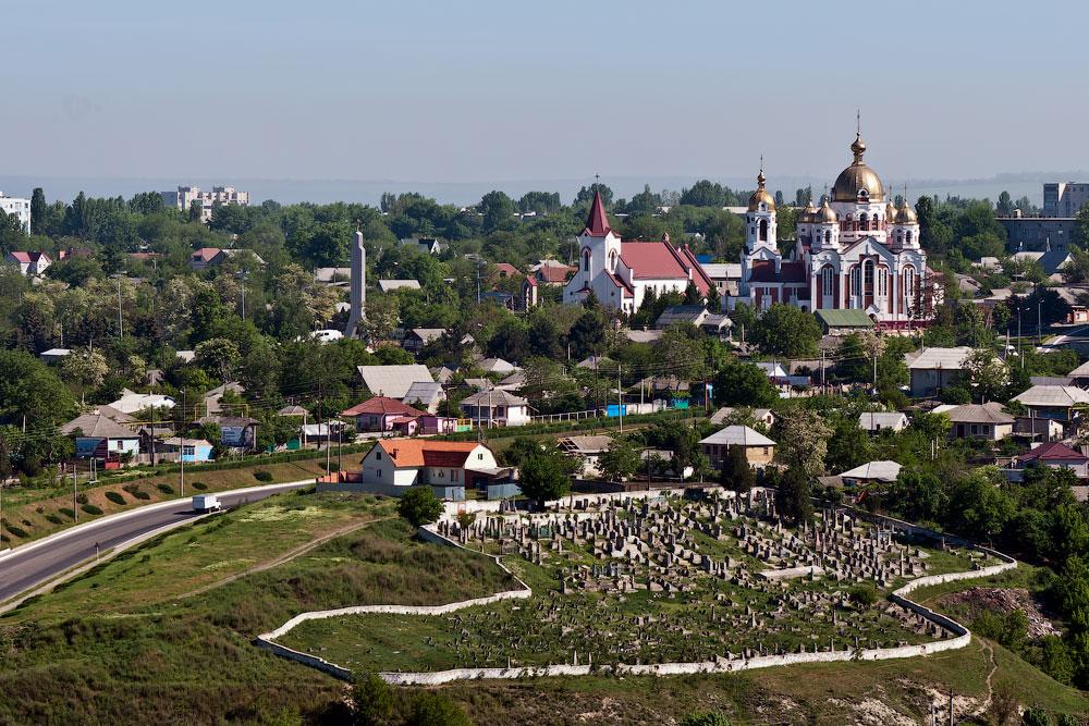 город Рыбница, Приднестровье (2)