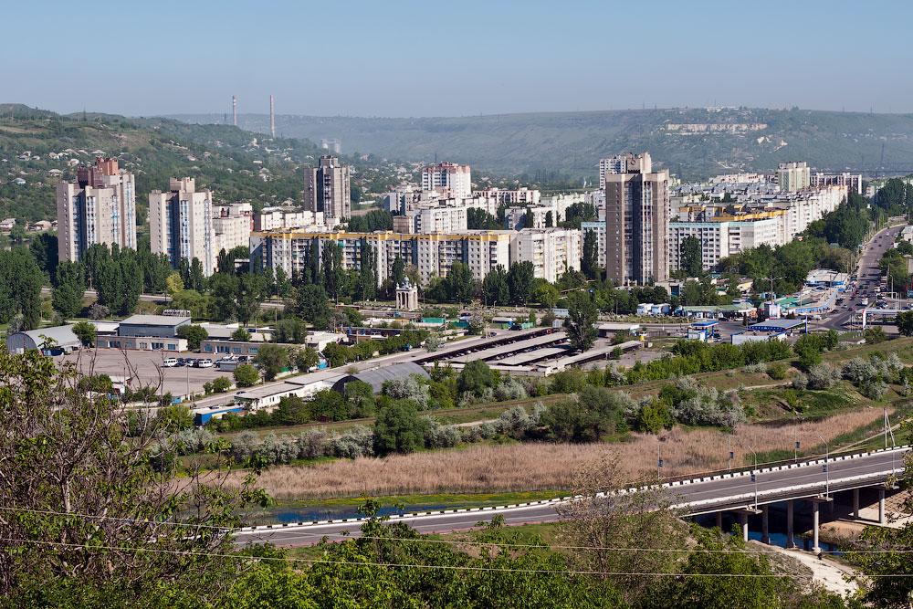 город Рыбница, Приднестровье (3)