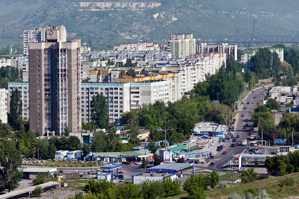 город Рыбница, Приднестровье (4)