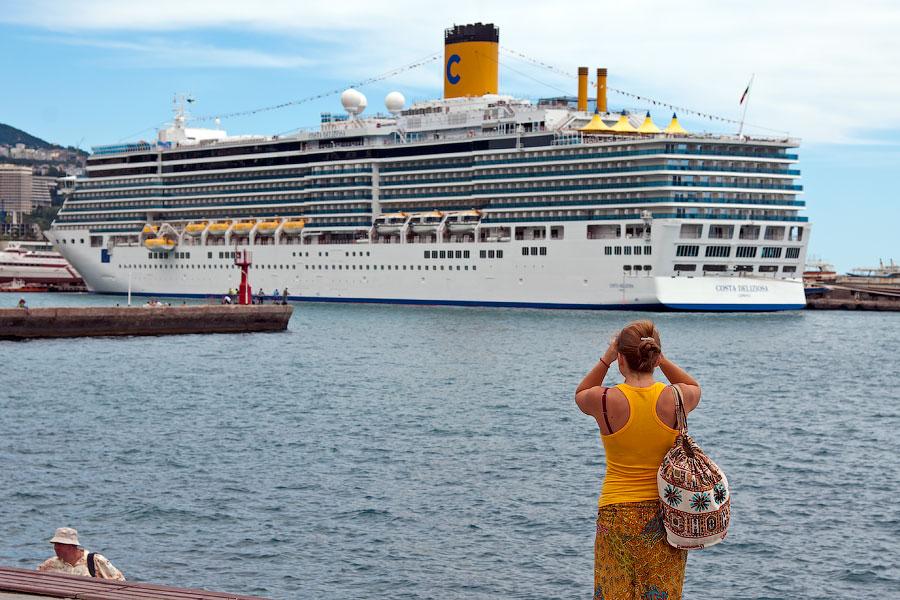 Кораблики в Ялте (7)