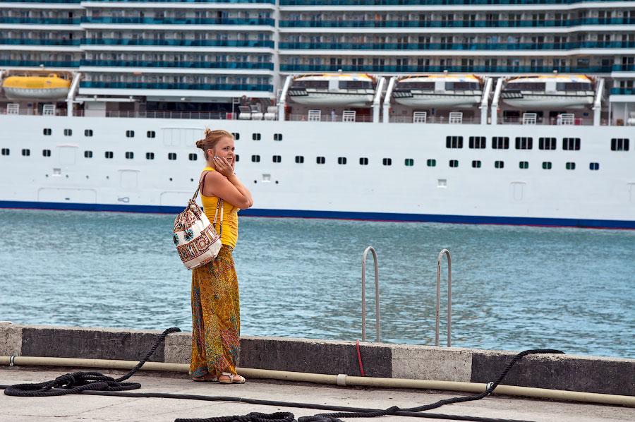 Кораблики в Ялте (9)