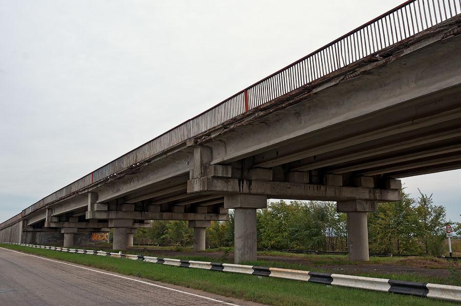 В Приднестровье рушится ещё один автомобильный мост (1)