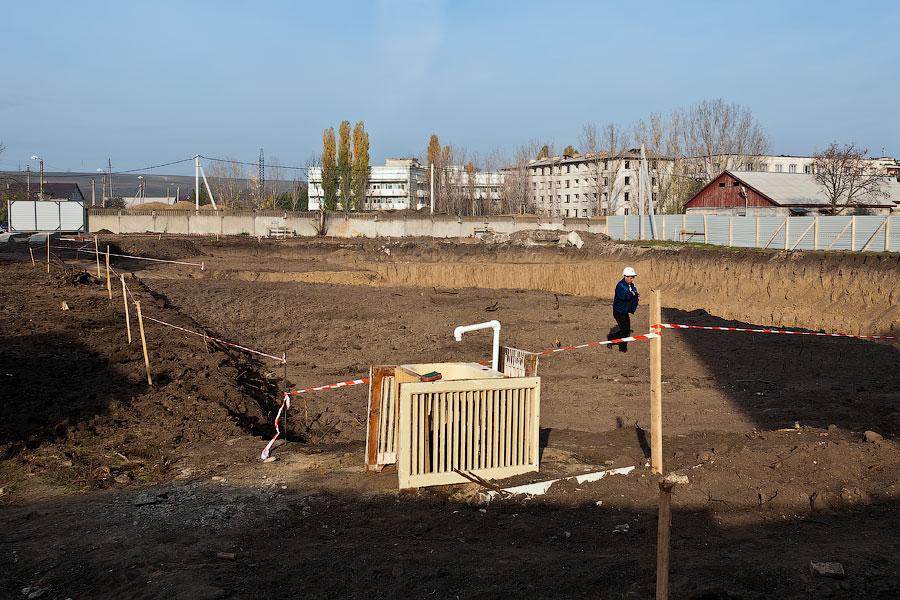 АНО «Евразийская интеграция» - строительство объектов в Приднестровье (1)