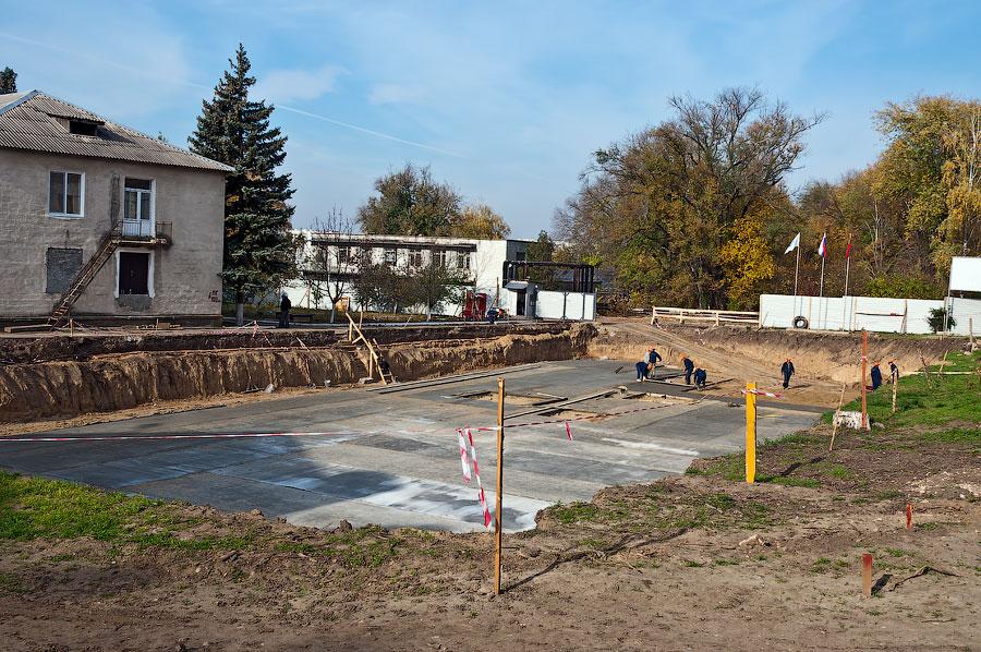АНО «Евразийская интеграция» - строительство объектов в Приднестровье (15)