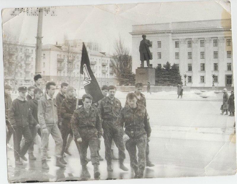 УНА-УНСО в Приднестровье - 1992 год