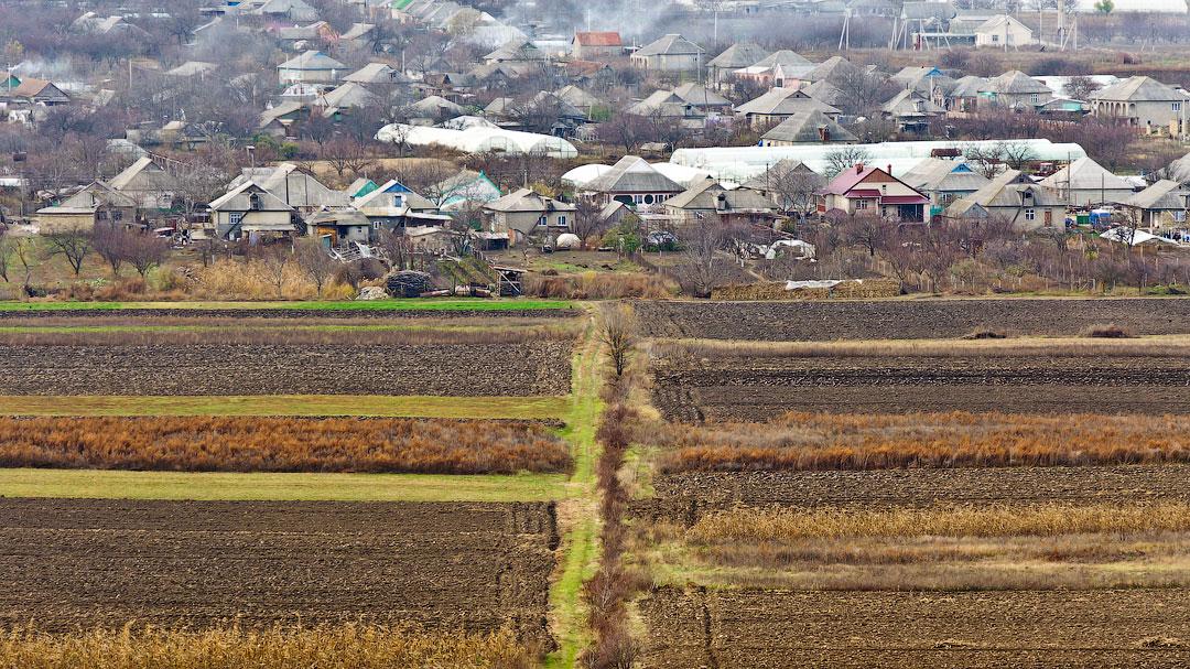 Село Бычок, река Днестр (5)