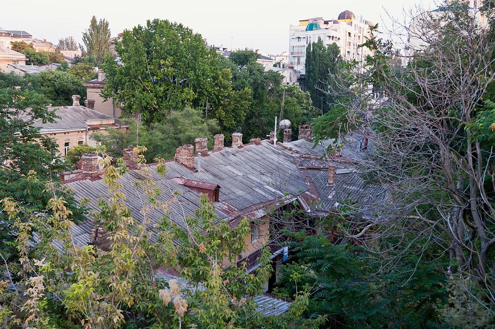Три дня в Одессе