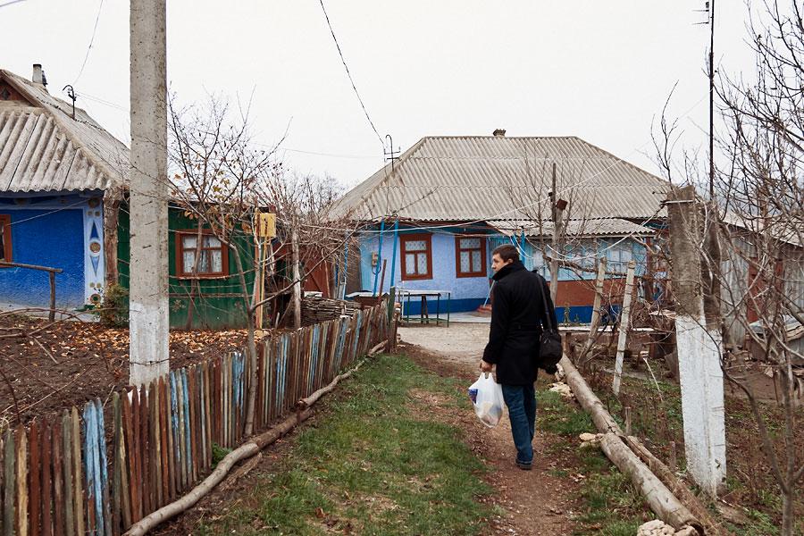 Каса маре в селе Плоть Рыбницкого района (Приднестровье) (1)