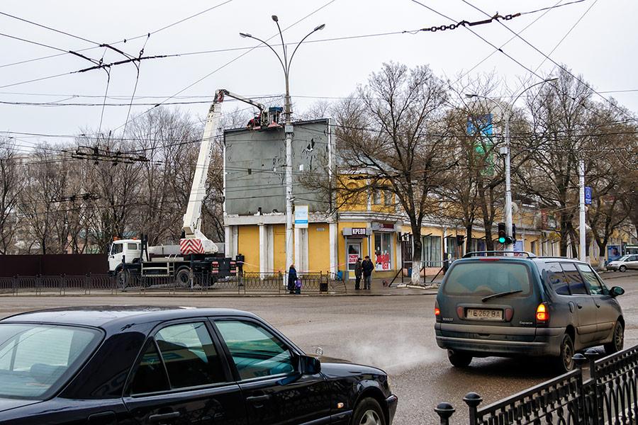 """В Тирасполе приступают к реконструкции """"стометровки"""" (8)"""