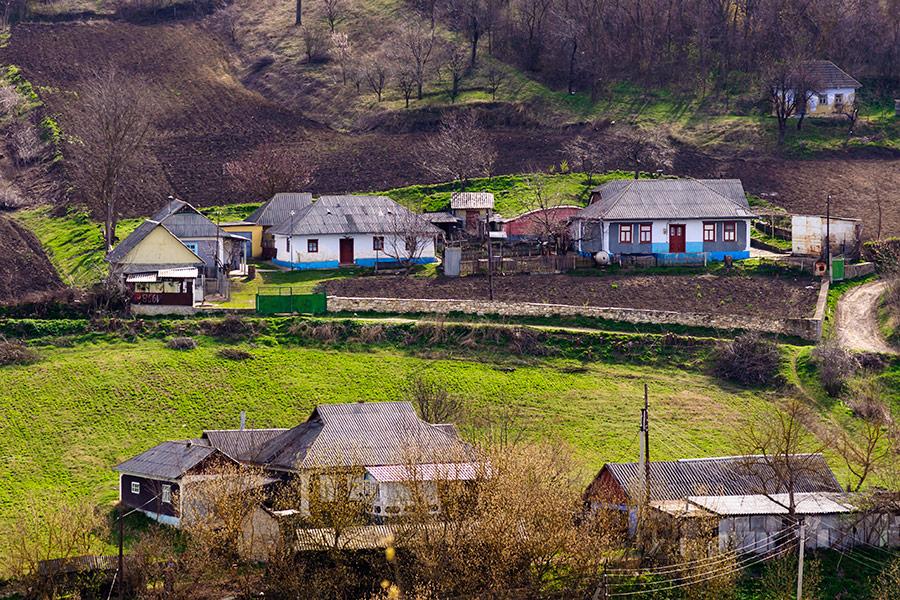 Село Плоть Рыбницкого района (Приднестровье) (2)