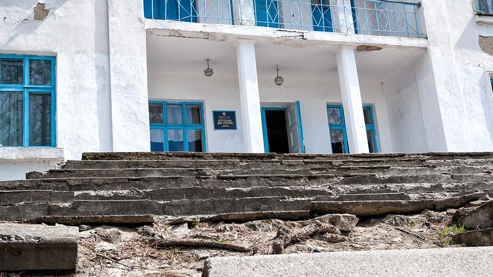 Дворец культуры в селе Красненькое Рыбницкого района (8)