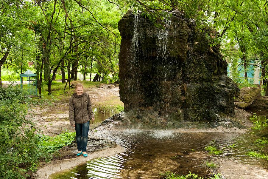 Парк имени в селе Чобручи (Приднестровье) (9)