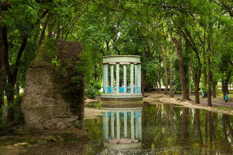 Парк имени в селе Чобручи (Приднестровье) (10)