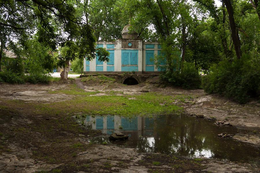 Парк имени в селе Чобручи (Приднестровье) (15)