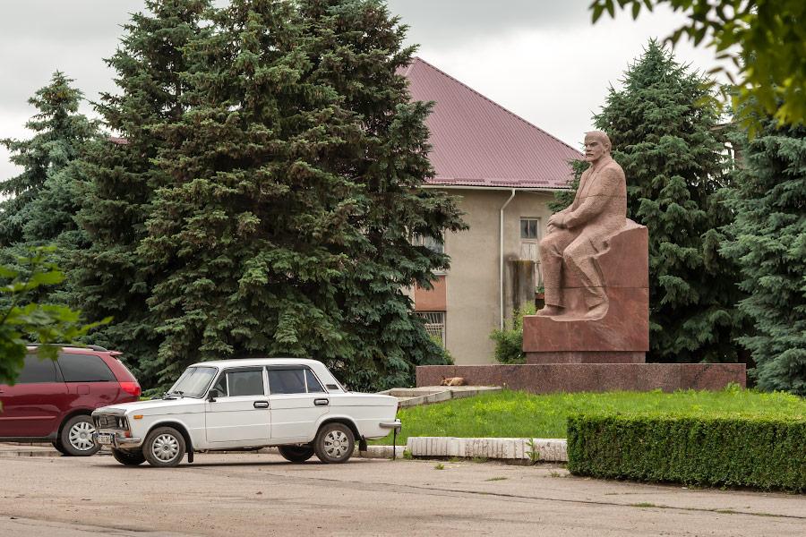 Парк имени в селе Чобручи (Приднестровье) (17)