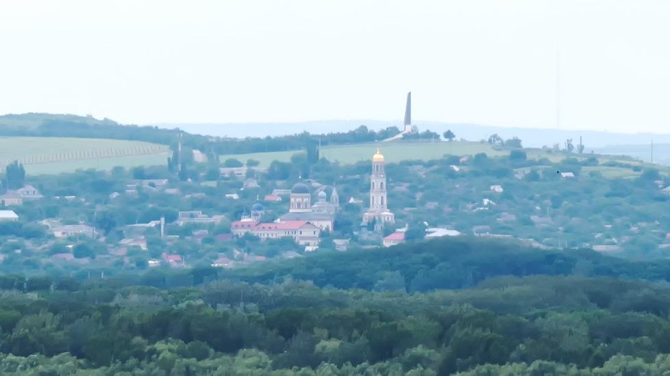 Кицканский плацдарм и Кицканский монастырь