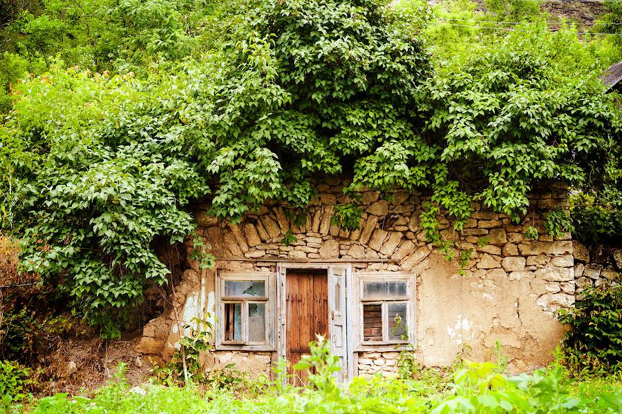 Домик в селе Рашково Каменского района Приднестровской Молдавской Республики