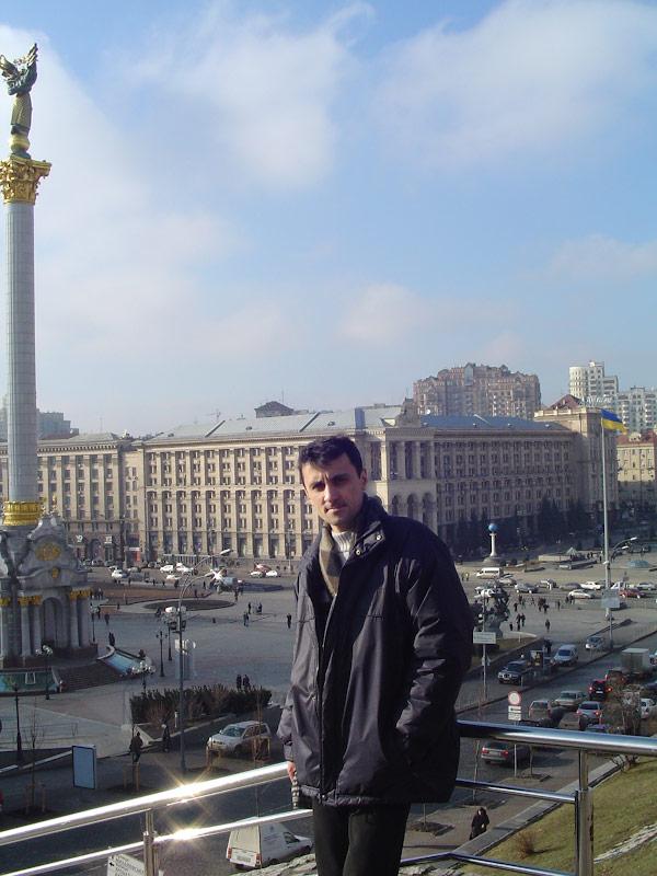 Бес Араб и Киев