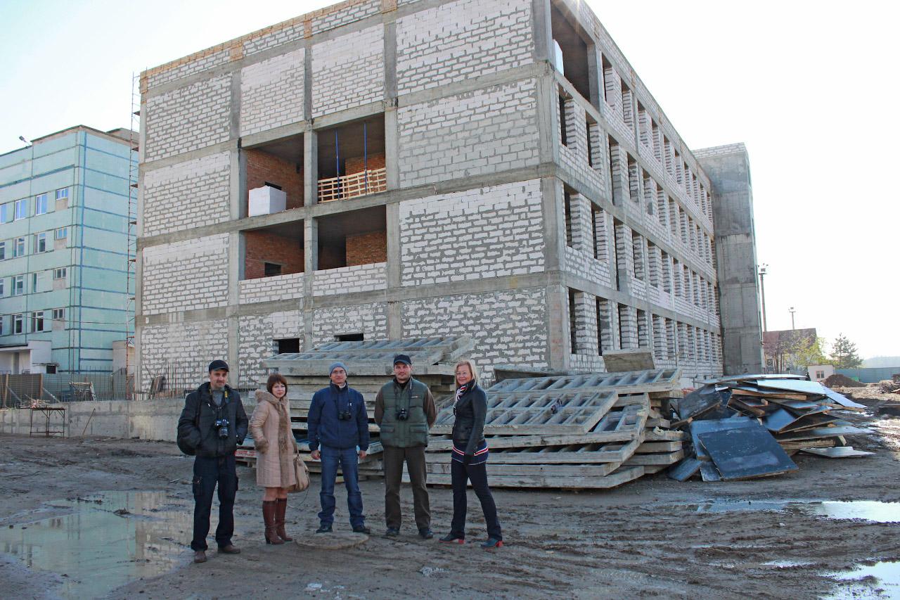 Блогеры Приднестровья побывали на стройках АНО «Евразийская интеграция»