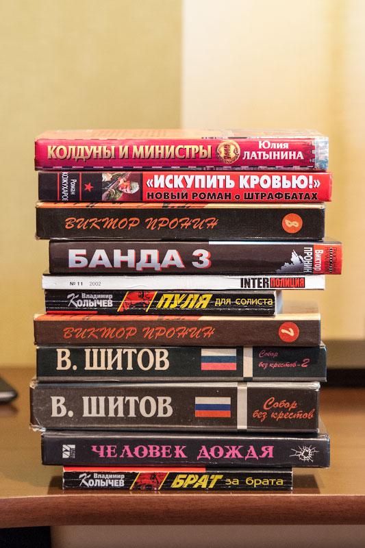 Отдам даром ненужные книги