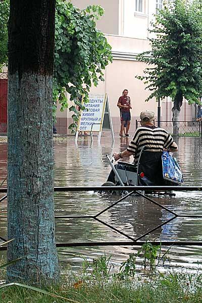 Наводнение Приднестровье 2008 год