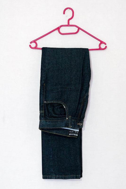 Продам джинсы темные