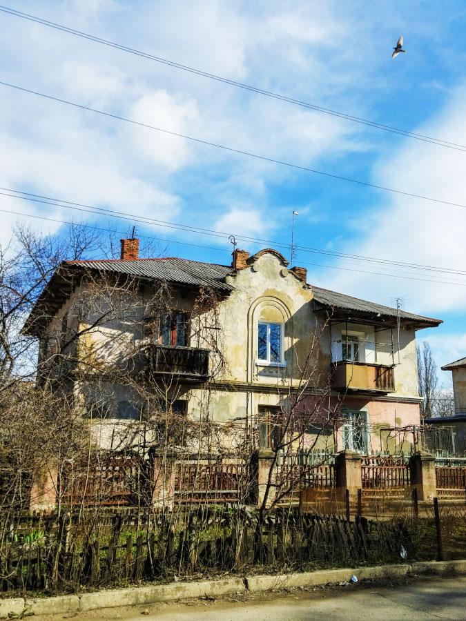 Стырый дом в Тирасполе