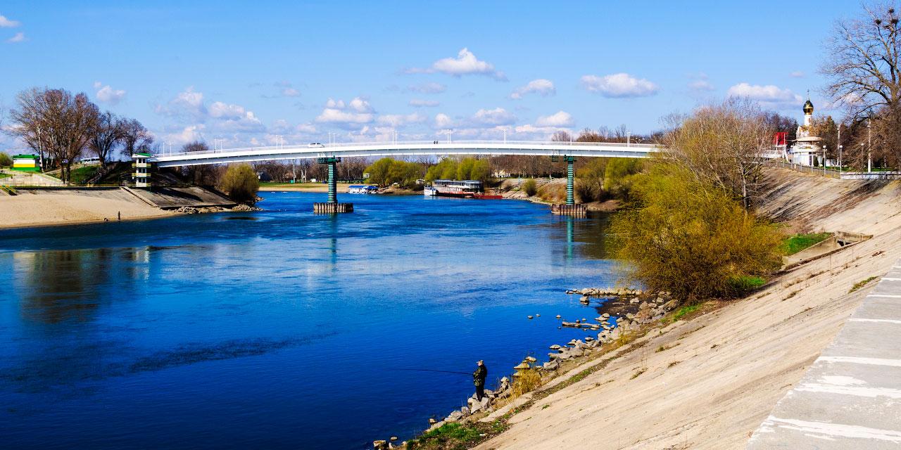 Мост через Днестр в Тирасполе