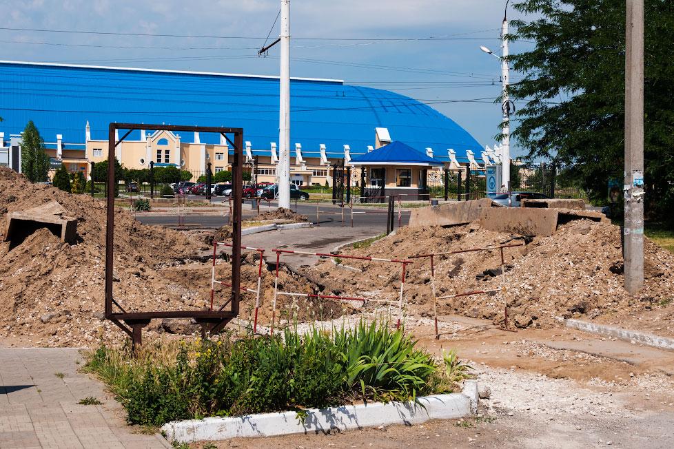 Ремонт водоснабжения в Тирасполе (микрорайон Западный)