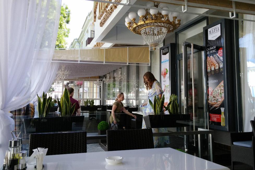 Ресторан MAFIA (Мафмя) в Тирасполе