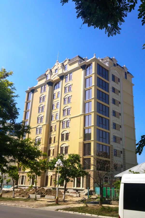 Дом в Тирасполе для бюджетников