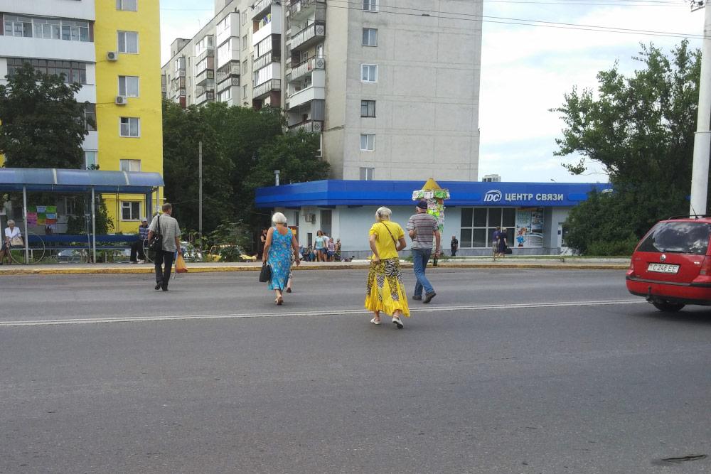 Пешеходы - нарушители ПДД