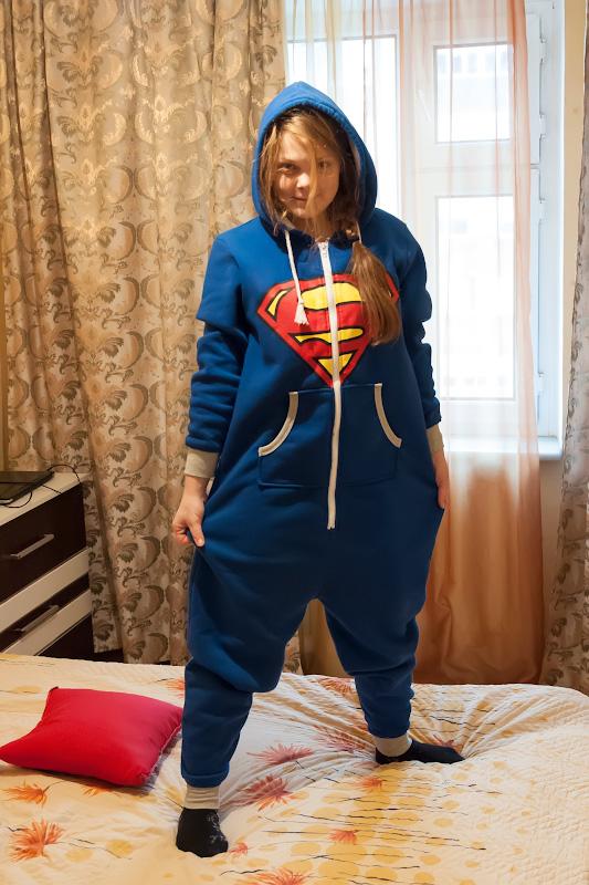 Катерина - супервумен