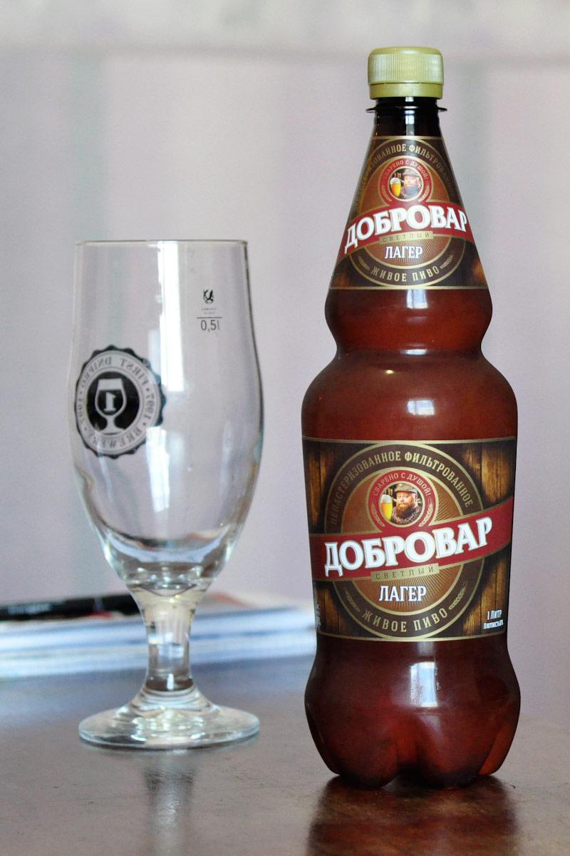 """Пиво """"Добровар"""" в Тирасполе"""