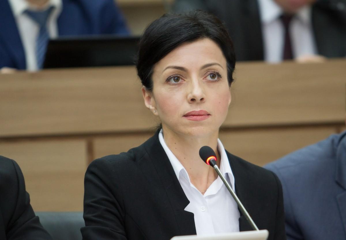 Председатель Туранская