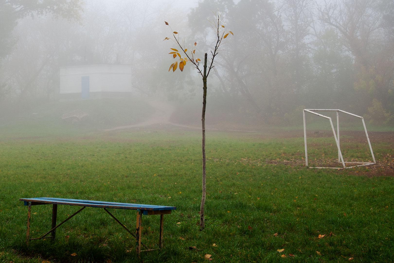 Туман и Днестр